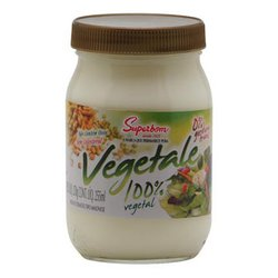 Molho Cremoso Vegetale Tipo Maionese 250g - 11140